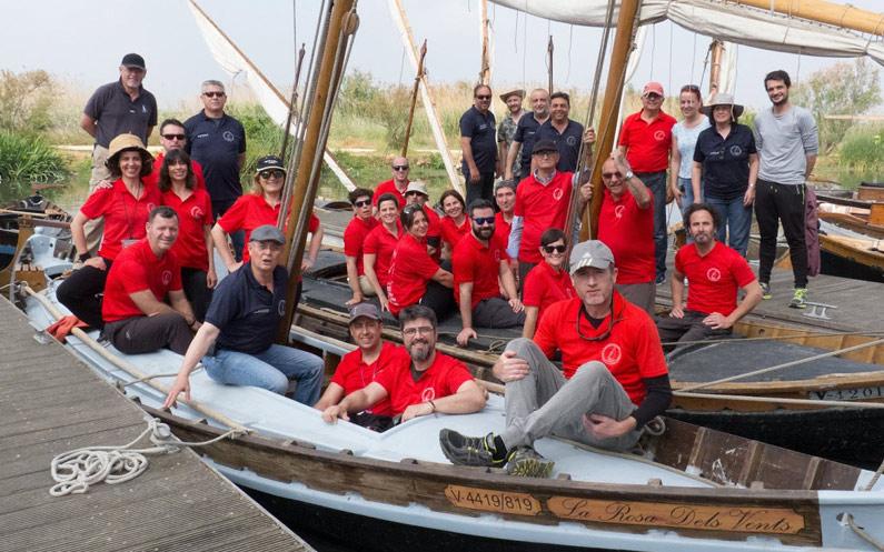 IV Curs de navegacioa vela llatina 2018