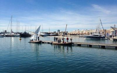 El Aniversario a la Marina de Valencia