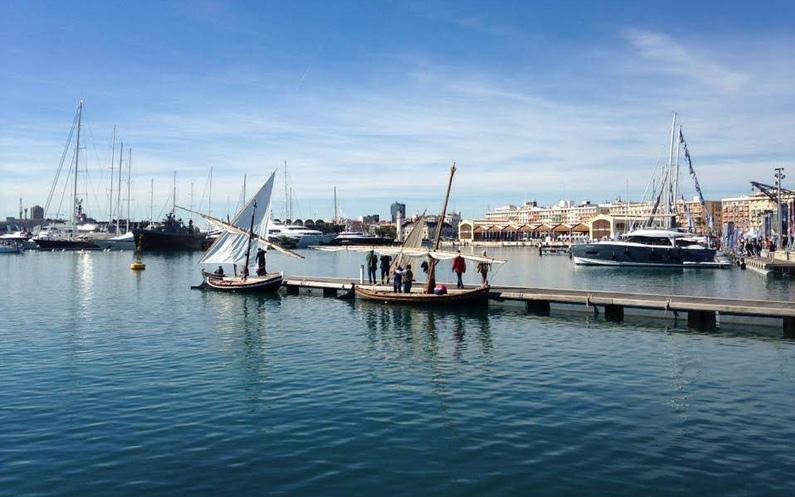 L'Aniversari a la Marina de València