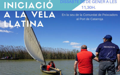 5º Curso Iniciación a la Vela Latina