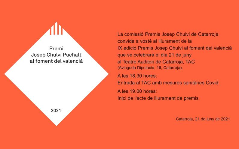 Premi a el foment de la llengua valenciana